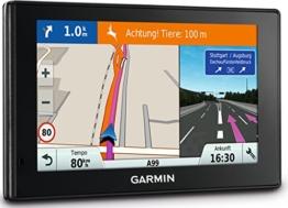 Garmin DriveSmart 70 LMT-D EU Navigationsgerät 17,6 cm (7 Zoll) Touch-Glasdisplay, lebenslange Kartenupdates, Verkehrsfunklizenz, Sprachsteuerung) - 1