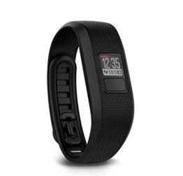 Garmin vívofit 3 Fitness-Tracker - 24/7 Activity Tracker, 1 Jahr Batterielaufzeit, Tagesziele, wasserdicht bis 5 ATM, hochauflösendes Display - 1