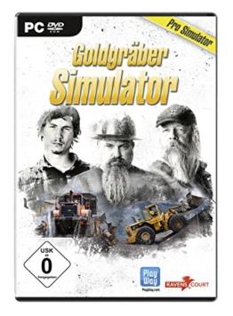 Goldgräber Simulator [PC] - 1