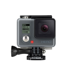 GoPro HERO Actionkamera (5 Megapixel, 71,3 mm x 67,1 mm x 39,0 mm) - 1