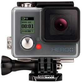 "'GoPro Hero + LCD Helmkamera 8Mpix Touchscreen WiFi Bluetooth (Verpackung E-Commerce ""Auspacken ohne sich aufzuregen) - 1"