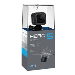 GoPro HERO5 Session Kamera schwarz - 1