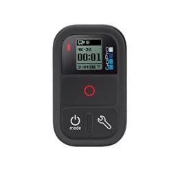 GoPro Smart Remote (Wasserdicht, bis zu 180 m Reichweite, Bedienung von bis zu 50 Kameras gleichzeitig, geeignet für Actioncam-Fernbedienung) - 1