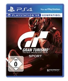 Gran Turismo Sport - [PlayStation 4] - 1