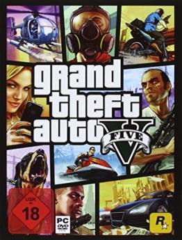 Grand Theft Auto V - [PC] - 1