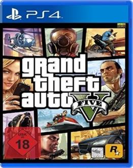 Grand Theft Auto V - [PlayStation 4] - 1