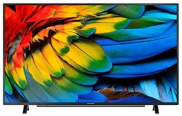 Grundig 55 VLX 6000 BP 139 cm (55 Zoll) Fernseher (Ultra HD, HDR, HD Triple Tuner, Smart TV, DTS PremiumSound, USB Recording) schwarz - 1
