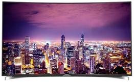 Grundig FLX 9590 BP 164 cm (65 Zoll) Fernseher (Ultra-HD, Triple Tuner, 3D, Smart TV) - 1