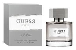Guess 1981 Men, Eau de Toilette, 1er Pack (1 x 30 ml) - 1