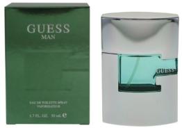 Guess Man Eau de Toilette 50 ml, 1er Pack (1 x 50 ml) - 1