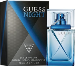 GUESS  Men Night EDT Vapo 50 ml - 1