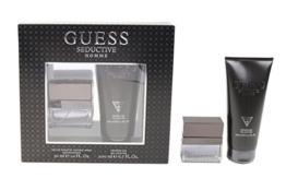 Guess Seductive Geschenkset homme / men, Eau de Toilette, Vaporisateur / Spray 30 ml, Duschgel 200 ml, 1er Pack (1 x 230 ml) - 1
