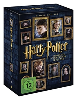 Harry Potter - The Complete Collection [8 DVDs] - 1
