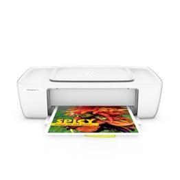 HP Deskjet 1110 (F5S20B) Tintenstrahldrucker (A4 Drucker, Hi-Speed 2.0, 4.800 x 1.200 dpi) weiß - 1