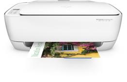 HP Deskjet 3636 Multifunktionsdrucker (WLAN Drucker, Scanner, Kopierer, HP Instant Ink ready, Airprint) weiß - 1