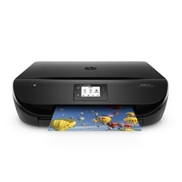 HP ENVY 4525 Multifunktionsdrucker (Fotodrucker, Scanner, Kopierer, HP Instant Ink ready, Airprint, ePrint, Duplex, WiFi Direct, 4800 x 1200 dpi) schwarz - 1