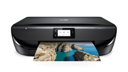 HP ENVY 5030 Multifunktionsdrucker (Fotodrucker, scannen, kopieren, WLAN, Airprint, Instant Ink Ready) schwarz - 1