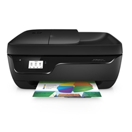 HP Officejet 3831 Multifunktionsdrucker (Drucker, Kopierer, Scanner, Fax, HP Instant Ink ready, WLAN, Airprint) schwarz - 1
