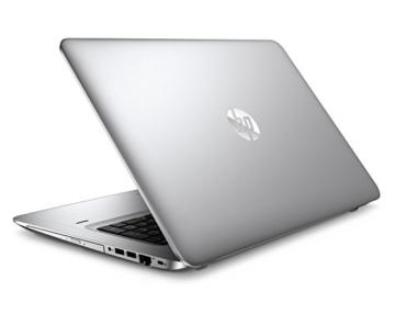 HP ProBook 470 G4 (1LT85ES) 43,9 cm (17,3 Zoll / Full-HD) Business Laptop (Notebook mit: Intel Core i7-7500U, NVIDIA GeForce 930MX, 16 GB RAM, 128 GB SSD, 1 TB HDD, DVD-RW, Windows 10 Home) silber - 5