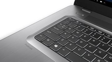 HP ProBook 470 G4 (1LT85ES) 43,9 cm (17,3 Zoll / Full-HD) Business Laptop (Notebook mit: Intel Core i7-7500U, NVIDIA GeForce 930MX, 16 GB RAM, 128 GB SSD, 1 TB HDD, DVD-RW, Windows 10 Home) silber - 6