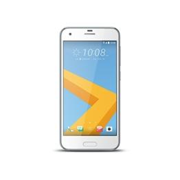 HTC ONE A9S Smartphone 12,7 cm (5 Zoll) Display (32GB, Nano SIM, Fingerabdruck-Sensor, 4G LTE, 13MP Hauptkamera, 5MP Frontkamera, Android) aqua silber - 1