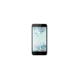 HTC U Play Smartphone (13,2 cm (5,2 Zoll), 16 MP Frontkamera, 32GB Speicher, Android) Ice White - 1