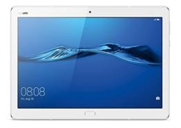 HUAWEI MediaPad M3 lite LTE 25,6 cm (10,1 Zoll) Tablet-PC (Fingerabdrucksensor, QualcommTM MSM8940 Octa-Core Prozessor, 3 GB RAM, 32 GB interner Speicher, Android 7.0, EMUI 5.1) weiß - 1