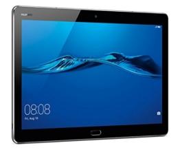 HUAWEI MediaPad M3 lite WiFi 25,6 cm (10,1 Zoll) Tablet-PC (Fingerabdrucksensor, QualcommTM MSM8940 Octa-Core Prozessor, 3 GB RAM, 32 GB interner Speicher, Android 7.0, EMUI 5.1) grau - 1