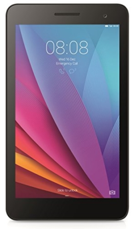 Huawei MediaPad T1 7.0 Tablet-PC 3G (17,8 cm (7 Zoll) IPS-Display, Quad-Core-Prozessor, 8 GB interner Speicher, Android 4.4) weiß - 1