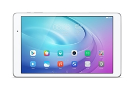 Huawei MediaPad T2 10.0 Pro 25,7 cm (10,1 Zoll) IPS Tablet PC (Qualcomm Snapdragon 615, 2GB RAM, 16GB HDD, Adreno 405 (IGP), Wifi, Android 5.1 + EMUI 3.1) weiß - 1