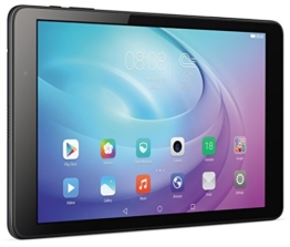 Huawei MediaPad T2 10.0 Pro LTE 25,7 cm (10,1 Zoll) IPS Tablet PC (Qualcomm Snapdragon 615, 2GB RAM, 16GB HDD, Adreno 405 (IGP), 4G LTE, Android 5.1 + EMUI 3.1) schwarz - 1