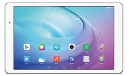HUAWEI MediaPad T2 10.0 Pro WiFi 25,6 cm (10,1 Zoll) Tablet-PC (Qualcomm™ MSM8939 Octa-Core 64-bit CPU, 2 GB RAM, 16 GB interner Speicher, Android 5.1, EMUI 3.1) weiß - 1
