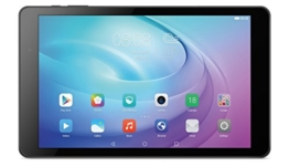 HUAWEI MediaPad T2 10.0 Pro WiFi 25,6 cm (10,1 Zoll) Tablet-PC (Qualcomm™ MSM8939 Octa-Core 64-bit CPU, 2 GB RAM, 16 GB interner Speicher, Android 5.1, EMUI 3.1) schwarz - 1