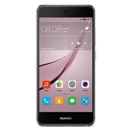 Huawei nova Smartphone (12,7 cm (5 Zoll), 32GB, Single-SIM, 12 Megapixel Kamera, Android) titanium grau (Zertifiziert und Generalüberholt) - 1