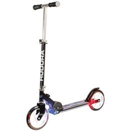 HUDORA Big Wheel Light 205 Scooter - Tret-Roller Leuchträder - 14599 - 1
