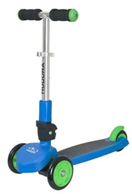HUDORA Flitzkids Kinder-Scooter blau - Kinderroller - 11052 - 1