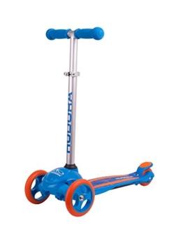 HUDORA Scooter Roller Kinder Flitzkids 2.0, blau, 11063 - 1
