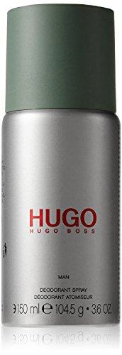 Hugo Boss, Hugo homme/men, Deodorant, Vaporisateur/Spray, 1er Pack (1 x 150 ml) - 1