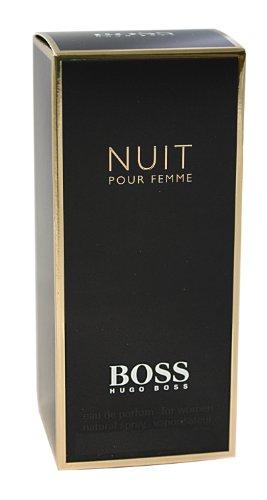 Hugo Boss Nuit femme/woman, Eau de Parfum, 1er Pack (1 x 75 ml) - 4