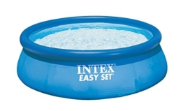 Intex Aufstellpool Easy Set Pools®, Blau, Ø 366 x 91 cm - 1