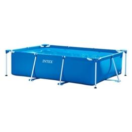 Intex Family Schwimmbecken, blau, 300 x 200 x 75 cm - 1