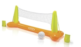 Intex Wasserspiel Pool Volleyball Game, mehrfarbig, 239 x 64 x 91 cm - 1