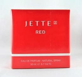 JETTE JOOP RED 50ml EDP EAU DE PARFUM - 1