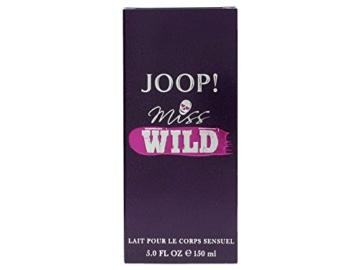 Joop! Miss Wild femme / woman, Bodylotion, 1er Pack (1 x 150 ml) - 2