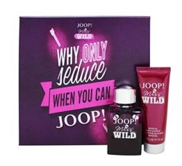 Joop Miss Wild - Geschenkset Eau de Parfum Vaporisteur 50 ml, Body Lotion 75 ml - 1