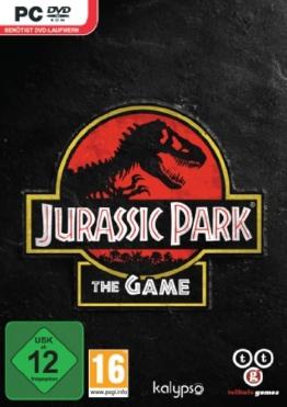 Jurassic Park - The Game - 1
