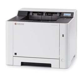 Kyocera Ecosys P5021cdw Farblaserdrucker (drucken bis zu 21 Seiten/Minute, 1.200 dpi, wlan) - 1