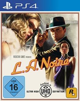 L.A. Noire  - [PlayStation 4] - 1