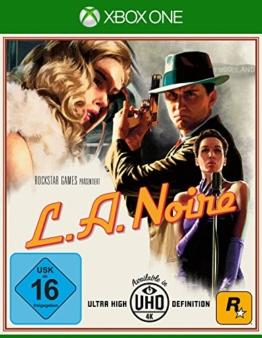 L.A. Noire  - [Xbox One] - 1