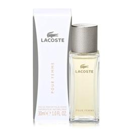 Lacoste Pour Femme femme/woman, Eau de Parfum, Vaporisateur/Spray, 30 ml, 1er Pack (1 x 30 ml) - 1